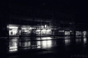 These rainy streets by wchild