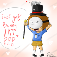 LiveStream: Nice Hat Cry~ by Piggy-The-PumpedPig