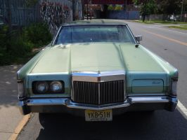 1969 Lincoln Continental Mark III by Brooklyn47