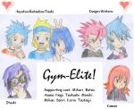 Gym-Elite by DragonDestiny