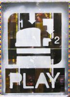 PLAY poster, white by object000