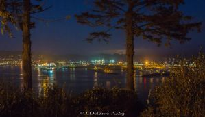 Harbor Lights by melmaya