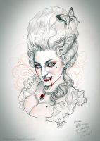 Madame Butterfly by Claudia-SG
