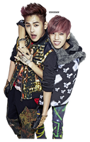 PNG : INFINITE H by chazzief