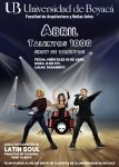 Poster Talent show by Sentoria