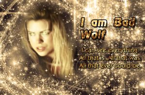 Rose Tyler - Bad Wolf by abask5
