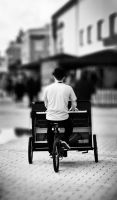 Cycling Pianist by Solinni