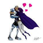 Raven Loves Cyborg REMIX by WinstonWilliams