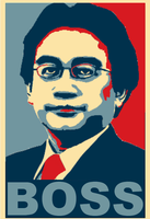 Progress, Change, Iwata by TheSamster64