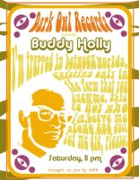 Buddy Holly Tee Submission by bug-in-my-eye