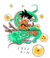 Once again, Goku by The-Replicant