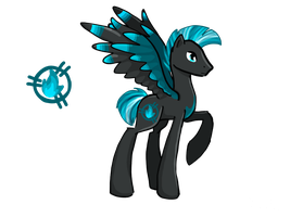 Blue Blazes by evvervescent
