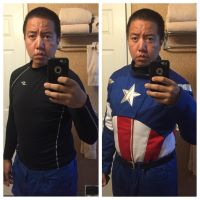 Gearing Up for Wondercon 2015 by cablex452