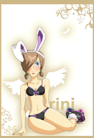 -Rini- chaoie commish 2 by SpiritLeTitan