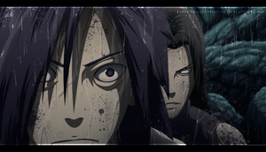Naruto 626 - Madara Uchiha and Hashirama Senju by LiderAlianzaShinobi