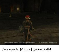 Special Mithra by SonicWings