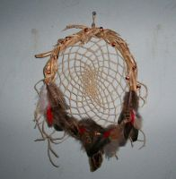 Sam's Dreamcatcher by SenaRe