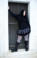 Cemetery Girl by Asphyxia777
