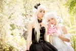 Chobits - Freya and Chi by Wolfenheim84