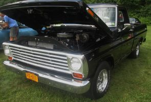 (1968) Ford F-100 by auroraTerra