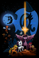 Thats No Luna by ChrisWithATa