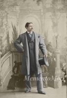 Maurice Barrymore circa 1874 by M3ment0M0ri