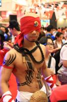 Lee Sin by Lilaeroplane