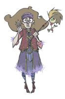 Trelawney by Sally-Avernier
