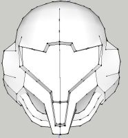 samus helmet by adventchildmatrix