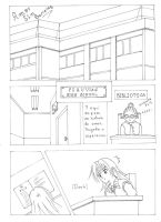 My first manga ever Page 1 by curseofthemoon