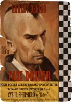 Poster Taxi Driver by Parpa