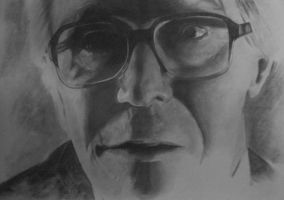 Gary Oldman - Tinker Tailor Soldier Spy by Bowiemaniac