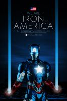 Iron America 9-11 by PhotoshopIsMyKung-Fu