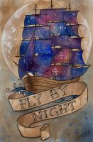 Fly By Night by weighanchor