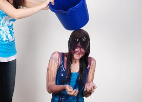 Amy gunged - 4 by memersonphotographic
