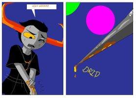 Homestuck troll vs Ancestor pg. 58 by josie900