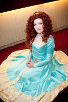 Merida-Brave by KayleeOliverCosplay