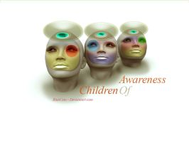 Children Of Awareness by BlueCato