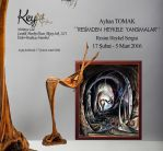 Ayhan Tomak, Exhibition, painting and sculpture by ayhantomak