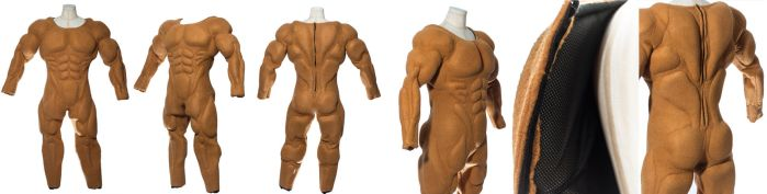 Muscle Suit by paedess