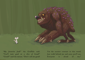 Gruffalo Alternate Rough by trofdugweed