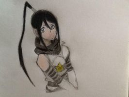 #2 Tsubaki-Soul Eater by music-art-are-me