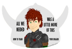 Older!Hiccup by ShortyLego