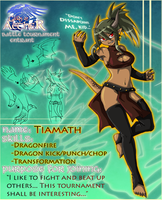 GoA-Guild Tournament App - Tia by Qvi