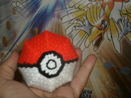 Poke Ball - 1st Prototype by UWorlds