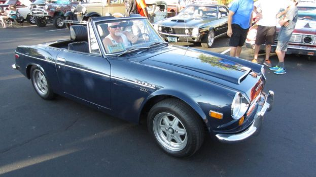 1967 Datsun 2000 Roadster by tone4366