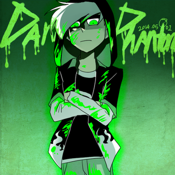 danny phantom by ohthree
