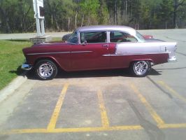 Nicely done Chevy Bel Air by fum316