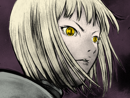 Claire from Claymore by SogefloColo