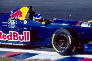 Jean-Christophe Boullion (1995) by F1-history